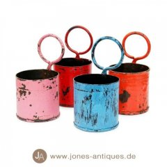 Jones Antiques Reisschöpfer aus Eisen in diversen...